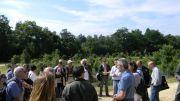 Ενημέρωση από τον κ. Fernando de Juana στον Βοτανικό Κήπο του Olárizu