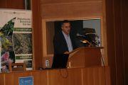 Ο Πρόεδρος της Ελλ.Βοτανικής Εταιρείας Καθ. Δημόπουλος