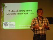 Ο Fernando Louro Alves παρουσιάζει τη ζωνοποίηση των χρήσεων του Πάρκου Mansanto της Λισσαβώνας