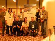Τα μέλη της  Periurban Commission και οι παρατηρητές εκπρόσωποι πάρκων